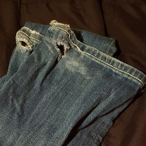 Miss Me Bottoms - Miss me girls jeans size 14 bootcut